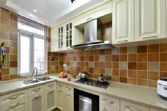 厨房瓷砖怎么挑选?那种颜色最耐看?