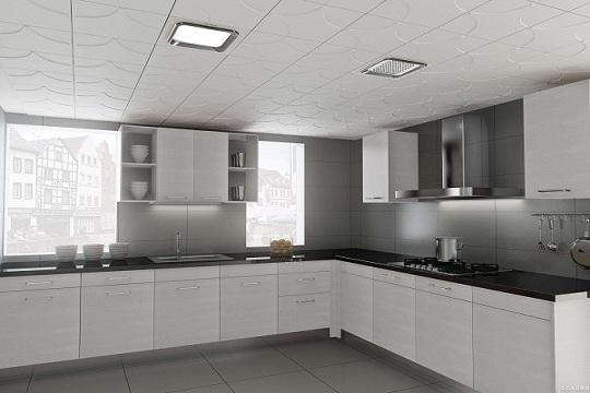 厨房要装天花吊顶吗?作用可别小看!