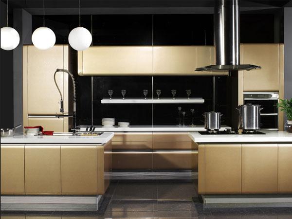 中德奥尼厨房橱柜有哪些样式?选择什么颜色好?